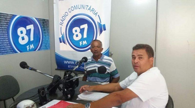 Luiz Alves Gonçalves e Sergio Borges