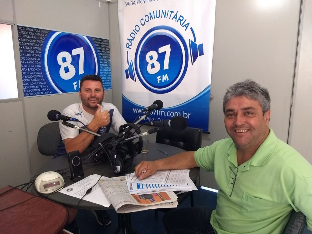 Esporte Total - Rodrigo Stampone e Donacio Silva