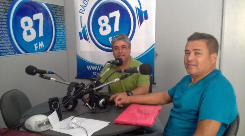Donacio Silva e Sergio Borges 11092019