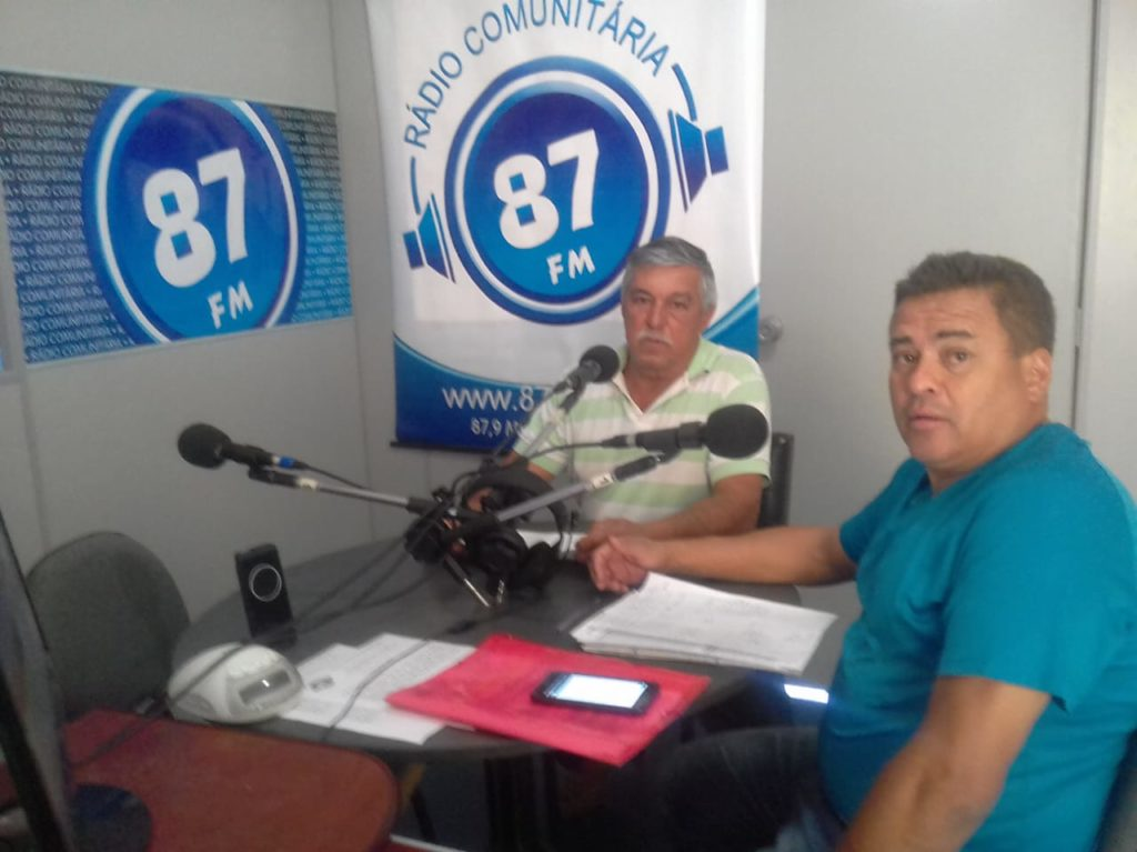 Jota Matoso e Sergio Borges