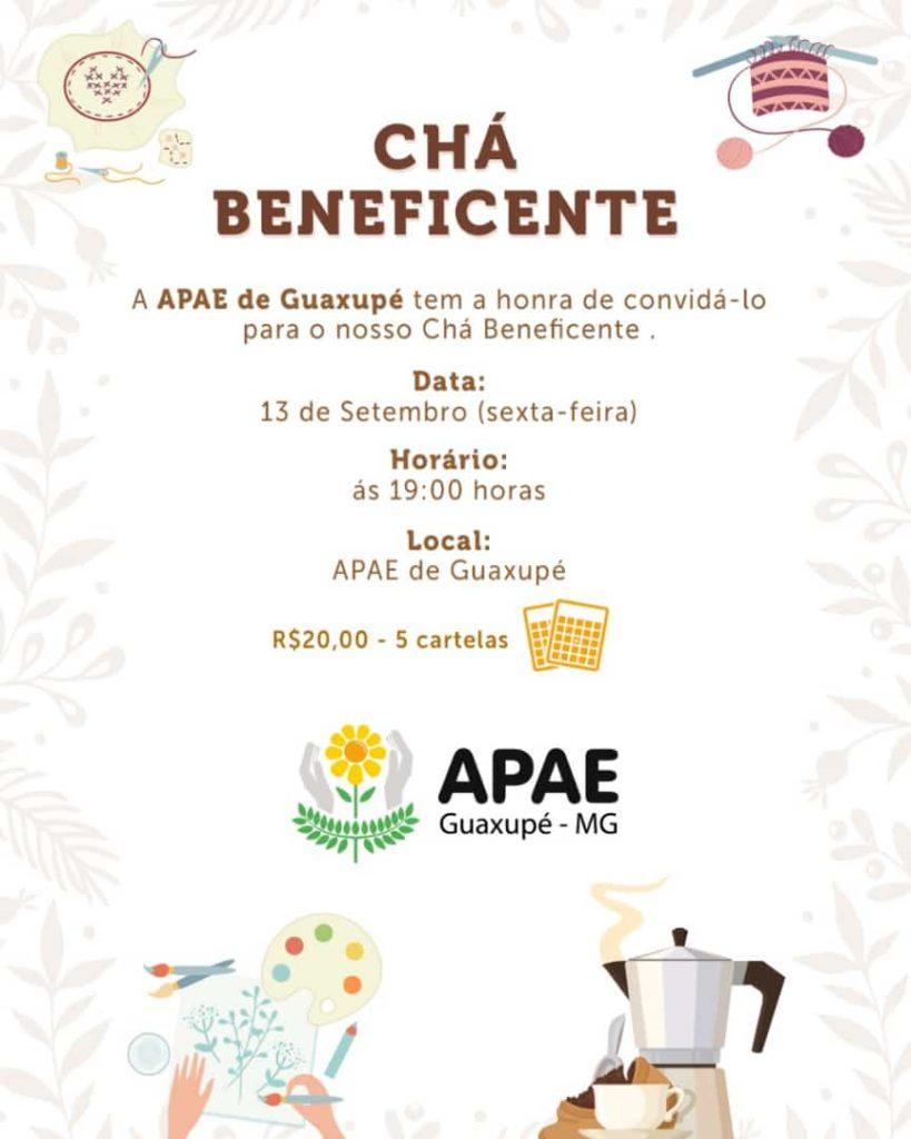 Chá Beneficente de Artes