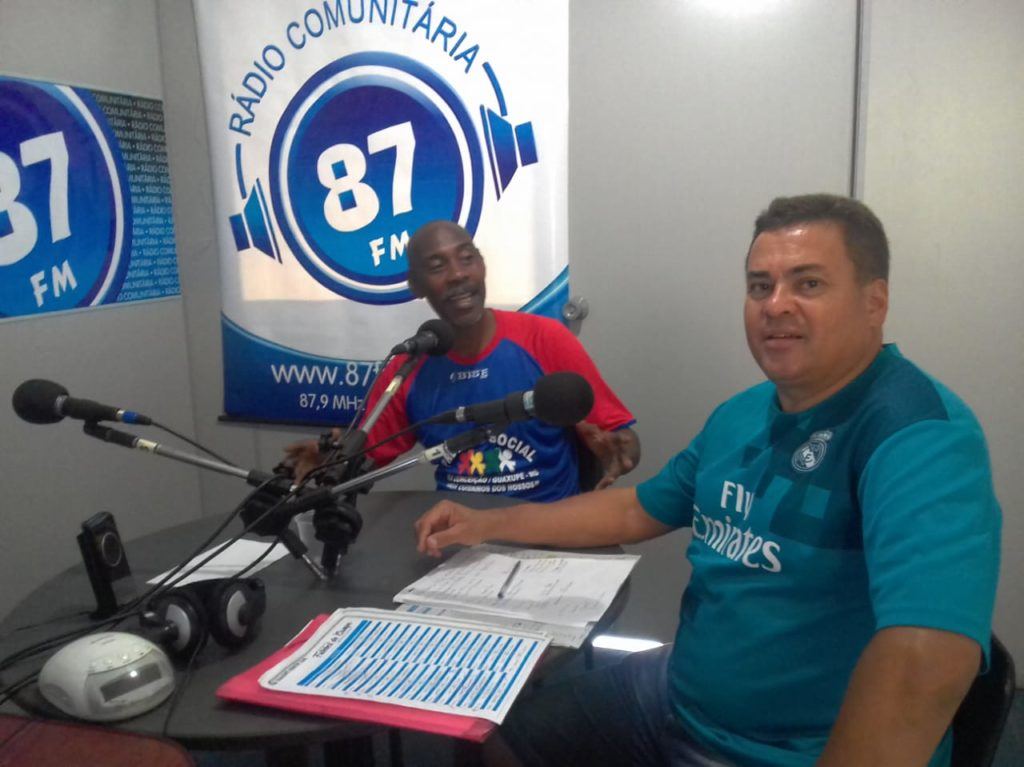 Antonio Carlos Miguel e Sergio Borges
