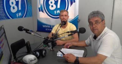 Vitor Machuca e Donacio Silva