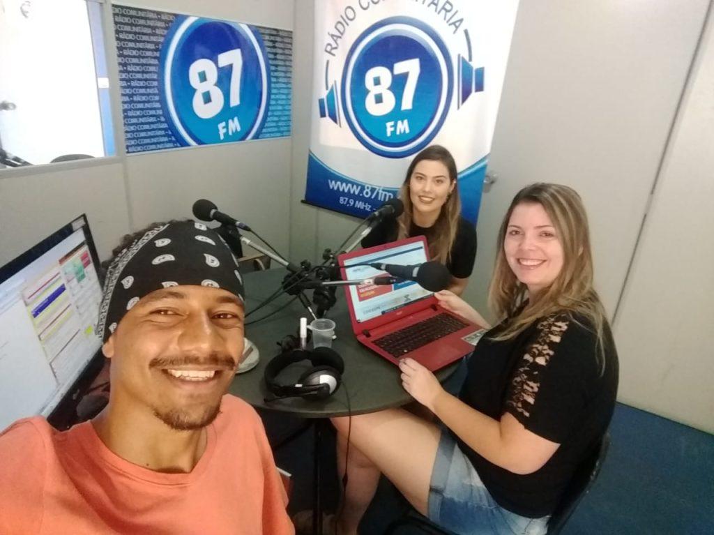 Leandro Vidal, Luciana Gonçalves Clemente e Carol Negrão