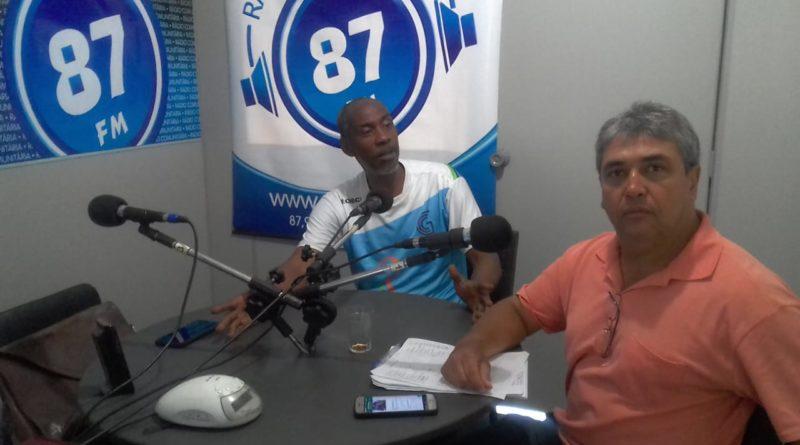 Antônio Carlos Miguel e Donacio Silva