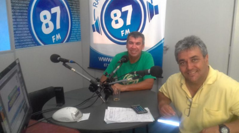 Expedito Reginaldo Dos Santos e Donacio Silva