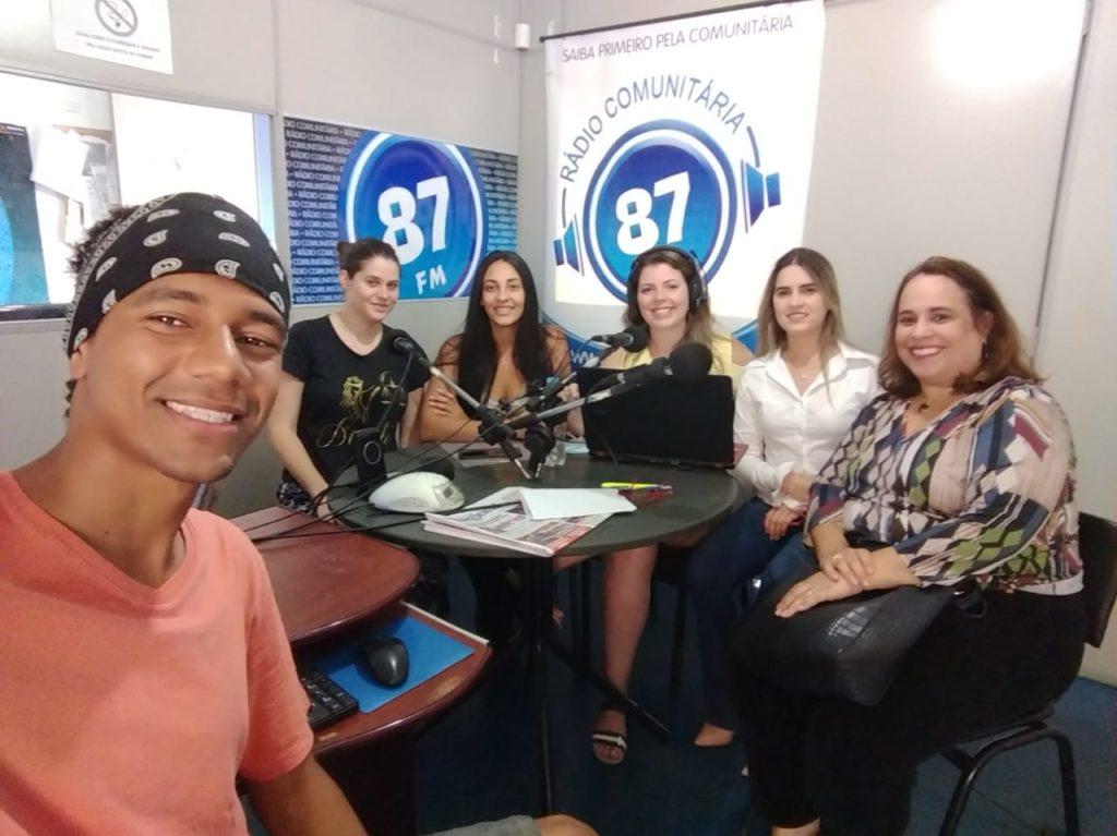 Leandro Vidal, Josiane Beatriz Generali, Lara Beatriz Prince Siqueira, Carol Negrão, Debora Resende E Denise Sampaio Bastos