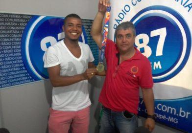 Rogério Donizeti Jr. e Donacio Silva