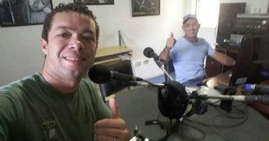Roger Lopes e Orlando Lima