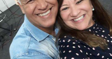 Pastor Marcos Nascimento e sua esposa, Pastora Celeste