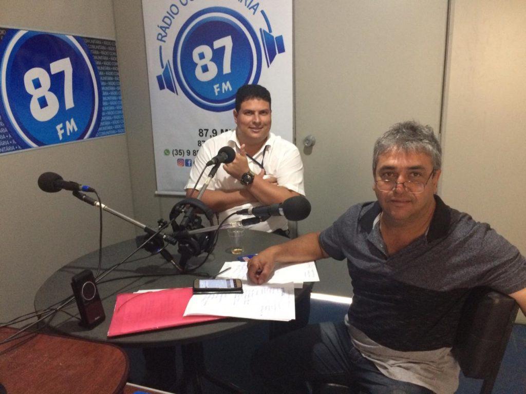 Fernando Dutra e Donacio Silva