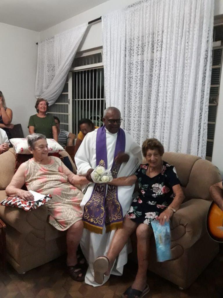 Padre Pedro Miguel (Foto: Arquivo Pessoal do Entrevistado)