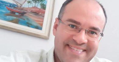 Psicólogo Rodrigo Fernando Ribeiro