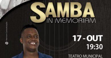SAMBA IN MEMORIAN - JP Soares e um violão sete cordas