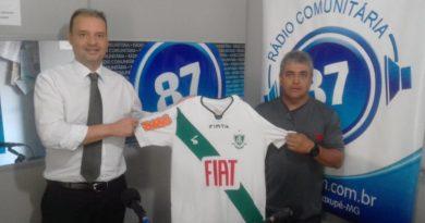Dr. Cássio e Donacio Silva