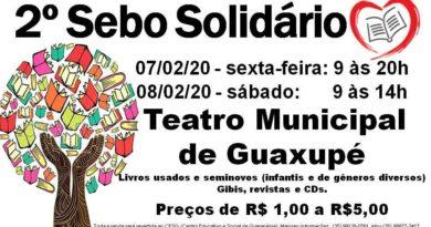 2º Sebo Solidário