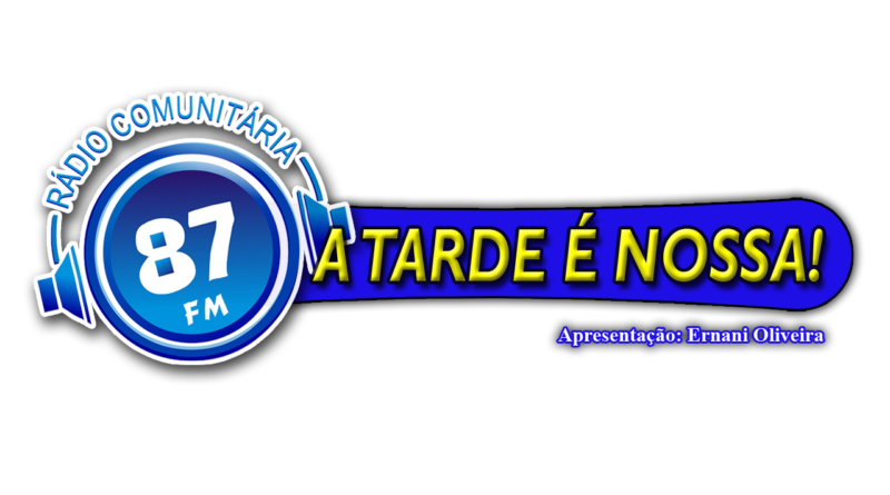 """Programa """"A Tarde É Nossa"""", com Ernani Oliveira."""