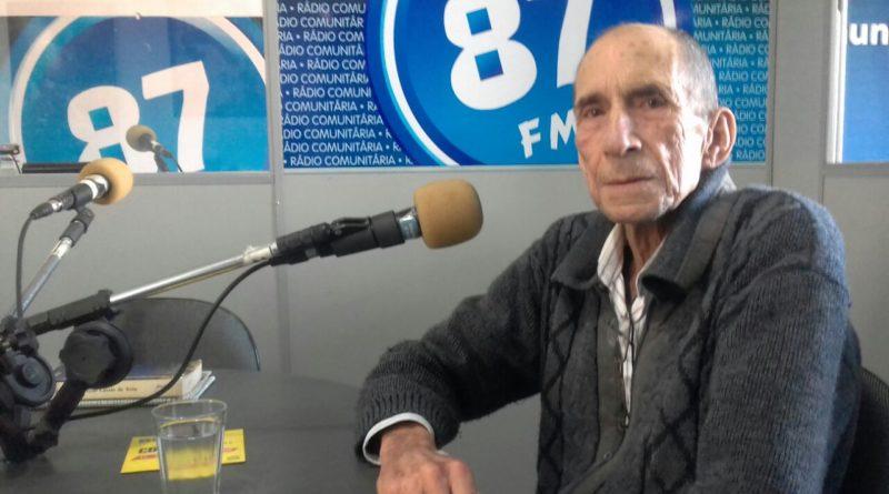 Marcos Pasqua no programa Comunitária News em 21/07/2018