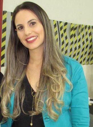 Aline de Oliveira Silva (Foto: Arquivo pessoal da entrevistada)
