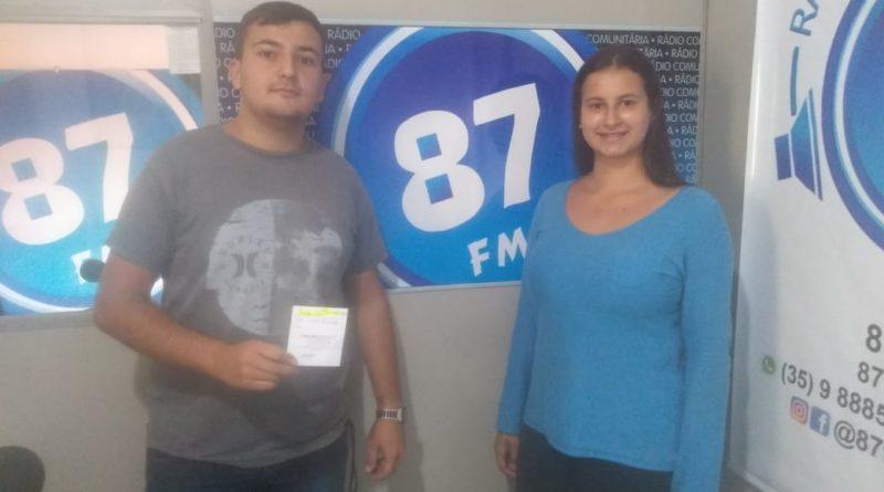 Everton Carlos Alves e Josiane Venâncio Alves