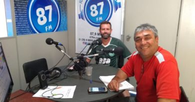 Renato Pallos e Donacio Silva