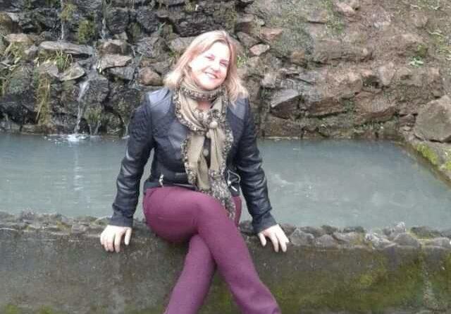 Sônia Ângela, terapeuta holística