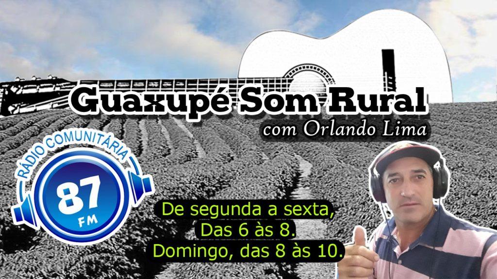 Guaxupé Som Rural com Orlando Lima