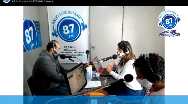 Estúdio C, sábado (08/08/2020) com Carol Negrão, Lucas Bachião e Leandro Vidal