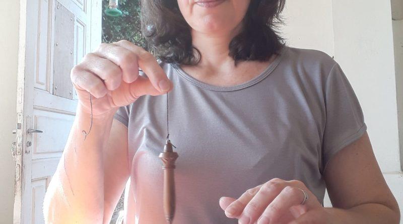 Maria Madureira fala sobre a Radiestesia