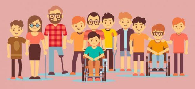 O Dia Nacional de Luta da Pessoa com Deficiência é celebrado em 21 de setembro no Brasil.
