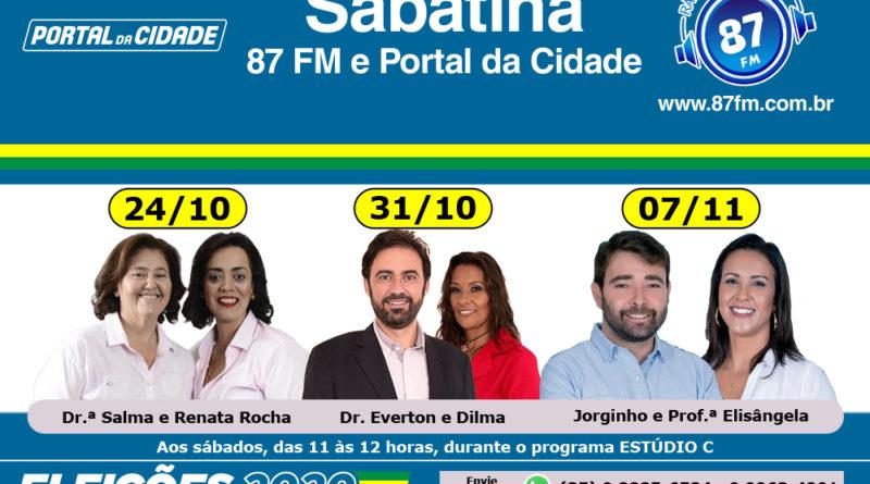 Sabatina/Eleições 2020