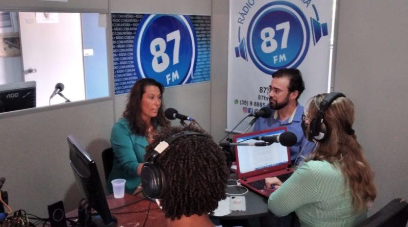 Dr. Éverton de Lima e Dilma Santana