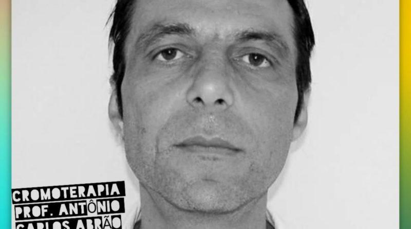 Professor Antônio Abrão fala sobre a Cromoterapia