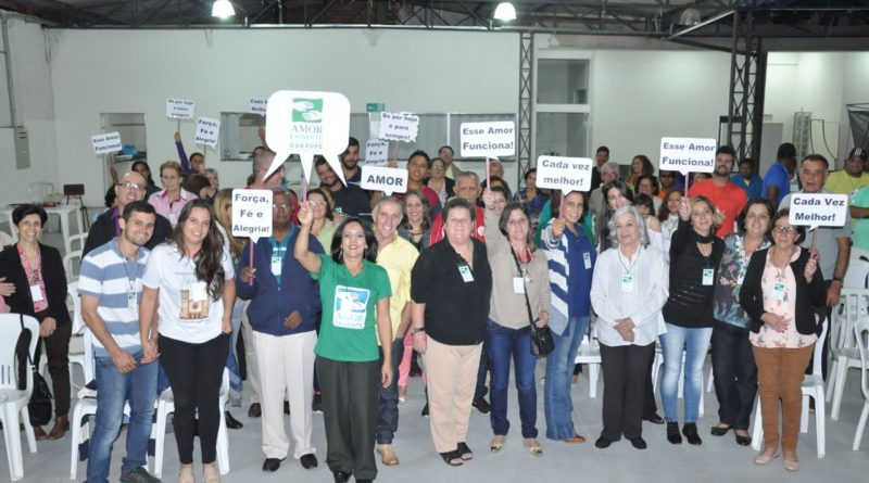 Cirlene Oliveira fala sobre o Grupo De Apoio Amor Exigente