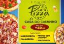 Pizza Beneficente da Casa do Caminho