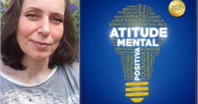 Maria Madureira faz uma resenha do livro 'Atitude Mental Positiva' do escritor Napoleon Hill