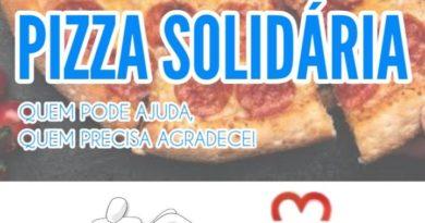 Pizza Solidária do Missão Vida e Bom Samaritano