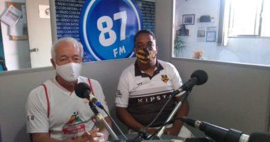 Carlinhos Militão e Yan Eduardo de Campos