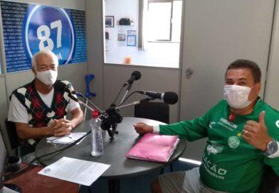 Carlinhos Militão e Sergio Borges