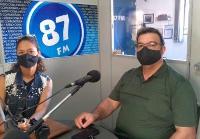Rosemeri Benicio e Florindo Smargiasse