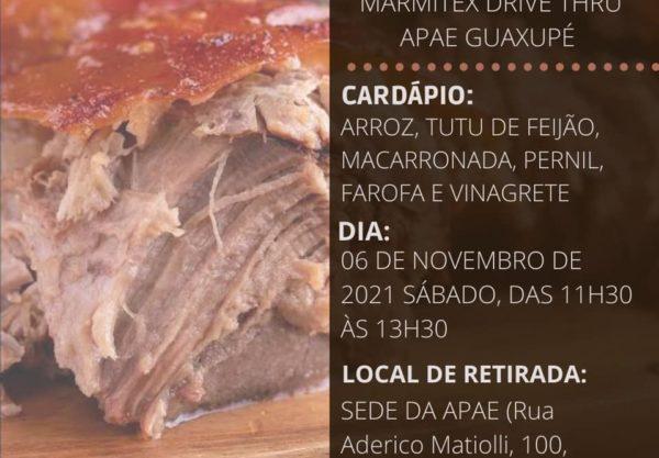 5ª Edição do Marmitex Drive Thru da APAE de Guaxupé