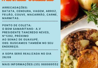 Marmita Solidária dia 29092021