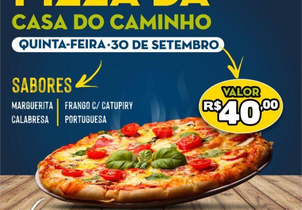 Pizza Na Casa Do Caminho 30092021